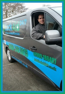 Adrian, Owner of Lockaid Locksmiths Tamworth