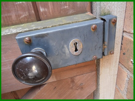 Installation of door locks by Lockaid Locksmiths