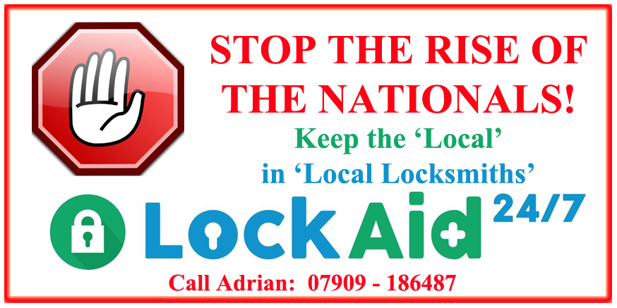 no to national locksmiths